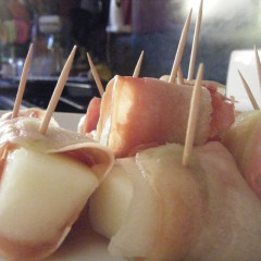 Melon 'Sushi'