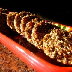 Seedy Spiced Protein Bites